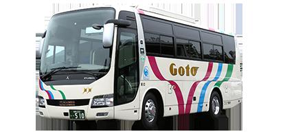 中型バス 定員27名(正座席27名、補助席0名)